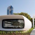 За 17 дни направиха офис на 3D-принтер в Дубай