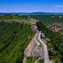 Разходка из небето на България показва страната ни отвисоко