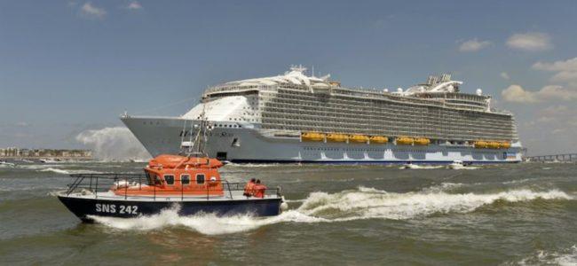 Отменени са посещенията на кораби и брегови екскурзии по френската Ривиера