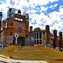 Дон Хусто построи свой храм край Мадрид