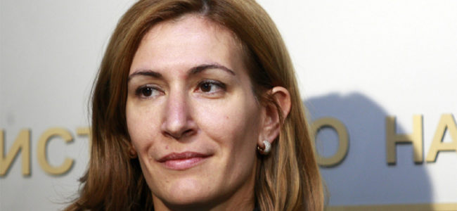 Ангелкова отчете ръст от 14% в туристическия бранш за първите пет месеца