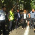 Дават 2 години гаранция на пътната маркировка в София с нова технология