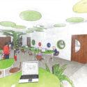 Как ще изглежда училището на бъдещето според млади архитекти