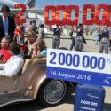 Двумилионният пътник за 2017 г. кацна на летище Бургас