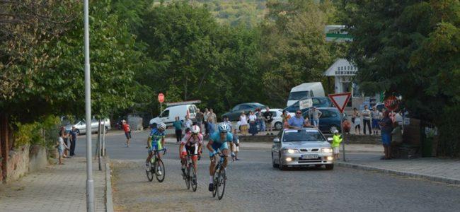 Ивайловград посрещна състезателите от Колоездачната обиколка на България