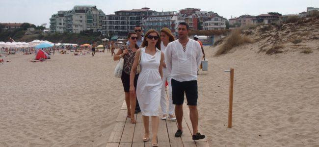 Заведенията в Слънчев бряг отговаряли на закона за черноморското крайбрежие
