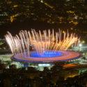 С много блясък откриха игрите в Рио де Жанейро
