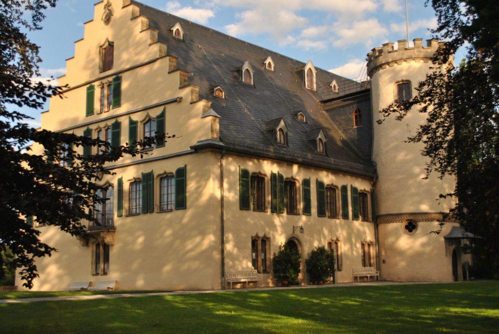 rosenau-castle