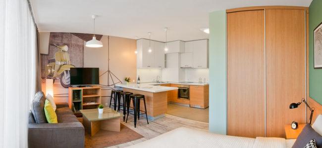 Скъпи апартаменти с осигурени наематели предлага Галакси Инвестмънт Груп