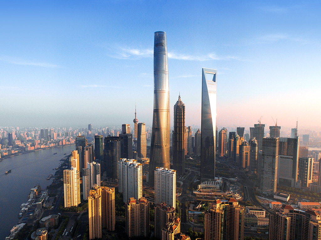 shenghai-tower