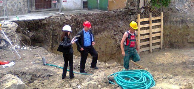 Девет екипа на ГИТ започнаха масирани проверки на строителни обекти в София