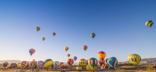 Стартира най-старото състезание с балони в света