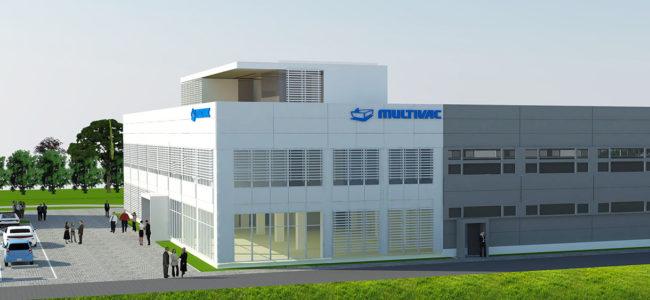 Официално стартира строителството на завода на Мултивак в Божурище