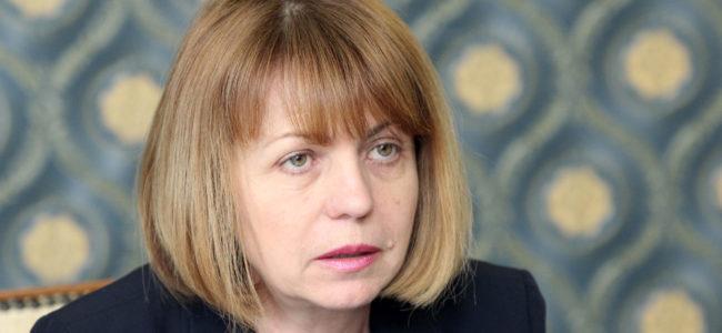 Фандъкова потвърди, че ще бъдат запазени паветата по бул. Дондуков