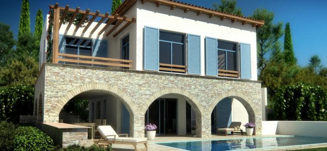 Масова продажба на имоти в Гърция