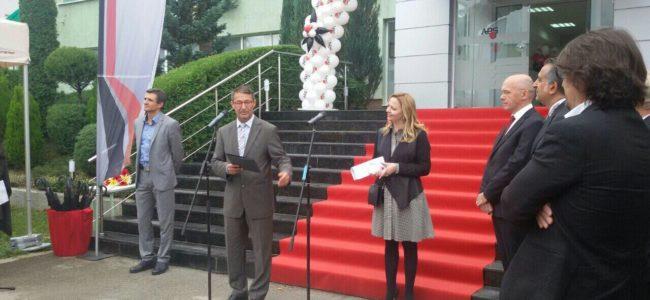 Приветстваха откриването на APS Industrial Park в Ботевград