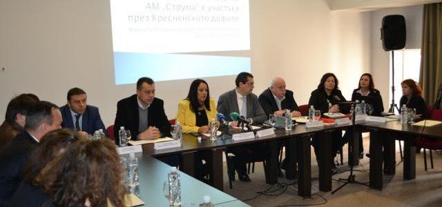 """Лиляна Павлова: Доизграждането на """"Струма"""" трябва да бъде национална кауза"""