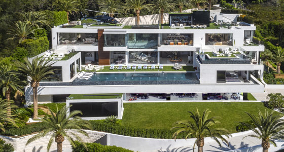 Вижте най-скъпата къща в Америка