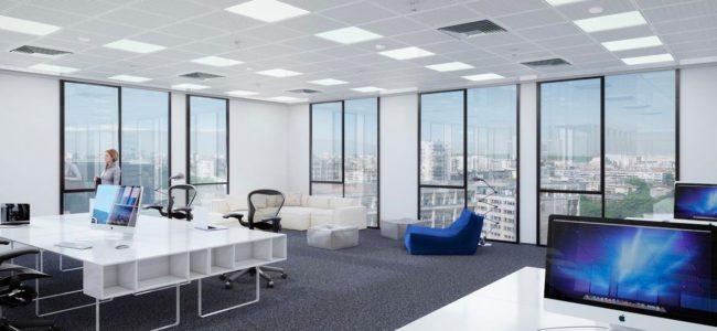 Все по-малко празни офиси остават в София