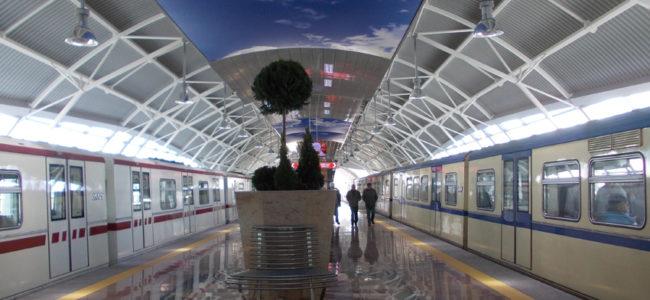 Хората пътуват до летище София с друг транспорт и по-малко с метрото