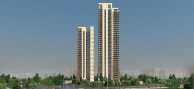 Първи небостъргач Тракия Скай ще строят в Пловдив