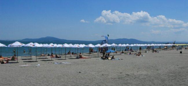 Обявена е тръжната процедура за наемател на северния плаж на Бургас