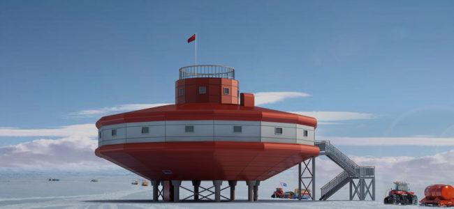 Китай ще изгражда летище и база на Антарктида