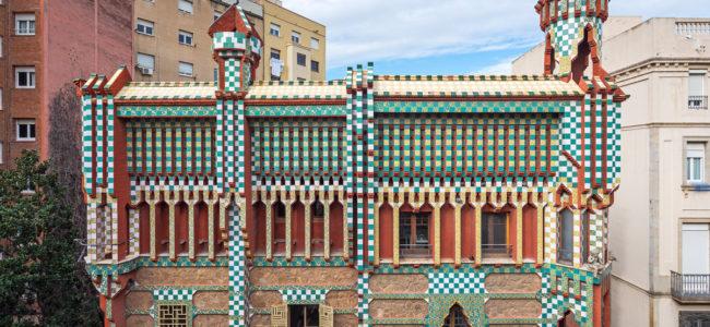 Сграда от архитекта Гауди в Барселона отваря врати за посетители