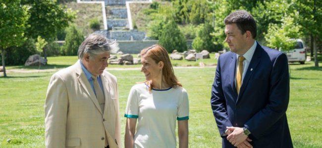 Министърът на туризма и руският посланик посетиха района на Петрич