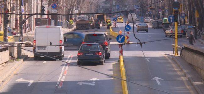 Стартират ремонти на булевардите България и Левски в София от 1 юли