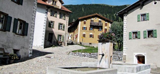 Село в Швейцария не иска туристите да го снимат