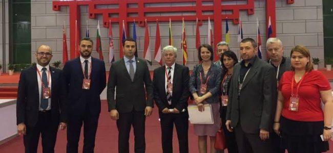 Сериозно участие на българския бизнес в изложение в Китай