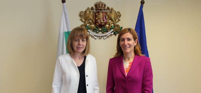 Николина Ангелкова и Йорданка Фандъкова ще си сътрудничат в туризма
