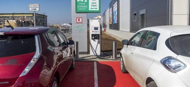Българският Kaufland инвестира в програма за електромобили