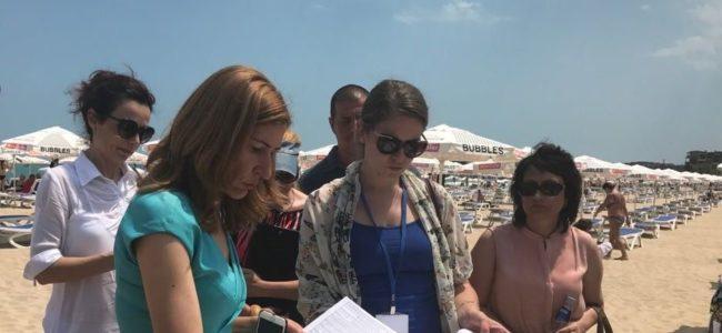 Категоризиране на плажовете по Черноморието ще определя концесионната им такса