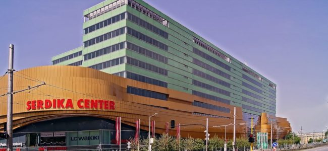 Сердика Център става собственост на притежателя на The Mall