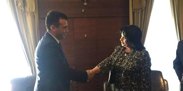 Работна група ще решава изграждането на интерконектор между България и Македония