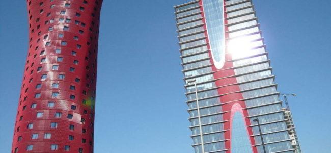 Небостъргач в Барселона се продава за 140 млн. евро