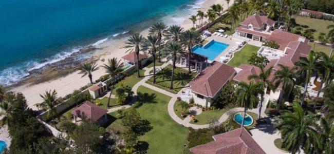 Имате 28 млн. долара? Купете си имение на Доналд Тръмп на Карибите