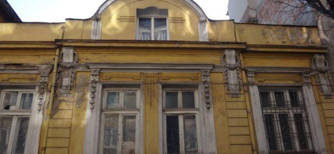Има апетити за надстрояване на къщата на Димитър Петков в София