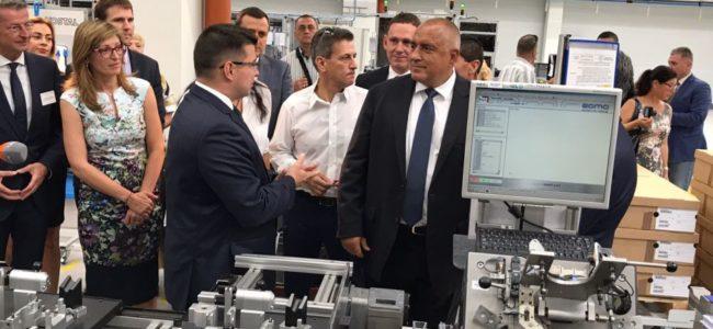 Борисов: България е интересна дестинация за германските инвеститори