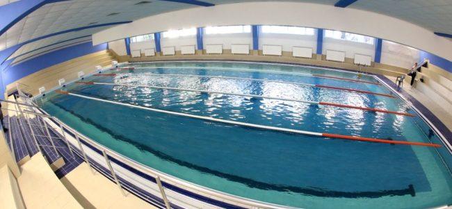 """Пуснаха ремонтираните зали и плувен басейн на спортен комплекс """"Академика 4-км"""""""