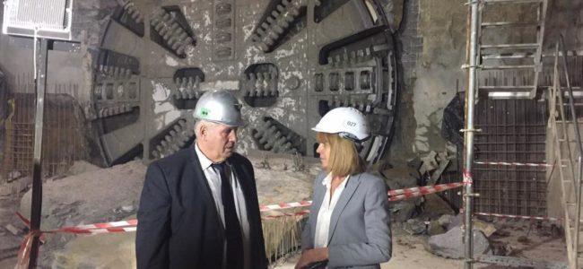 Строежът на метрото ще е най-голямата инвестиция на София през 2018 г.