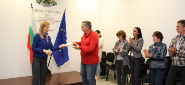 Екскурзоводи получиха професионални удостоверения за правоспособност