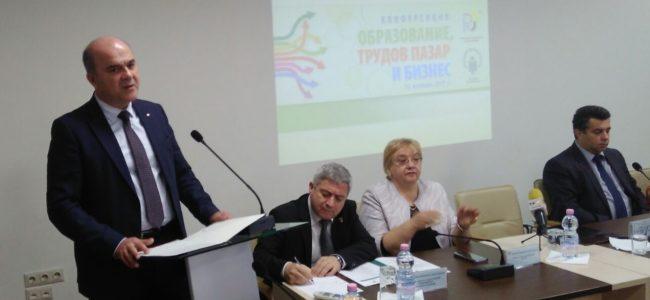 Бисер Петков остава министър на труда и социалната политика