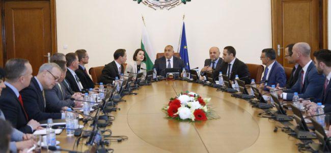 Борисов представи потенциала на България за инвестиции пред американски компании