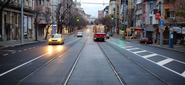 Отвориха за движение ремонтирания булевард Дондуков в София (снимки)