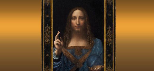 Шедьовър на Леонардо да Винчи бе продаден за рекордните 450 милиона долара