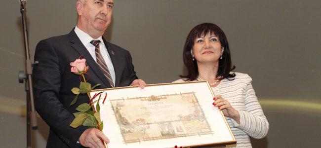 Връчиха Годишните награди в туризма