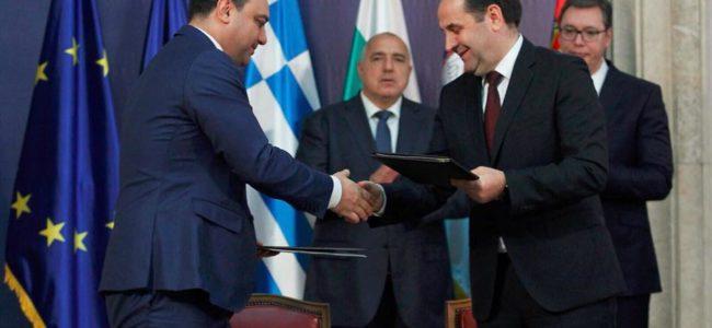 Подписахме със Сърбия за намаляване на международните тарифи за роуминг услугите